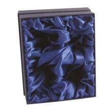 BLUE PRESENTATION BOX FITS 2 WHISKEY