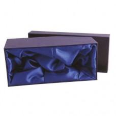 BLUE PRESENTATION BOX FITS 1 CHAMPAGNE