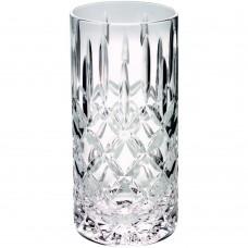 405ML HIGHBALL GLASS TUMBLER - FULLY CUT 6in
