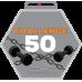 CHALLENGE 50 Medal