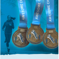 VIRTUAL RUNNING Medal