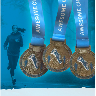 VIRTUAL RUNNING Medal